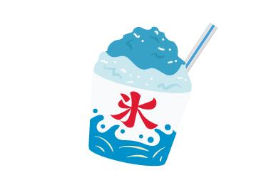 ミニかき氷
