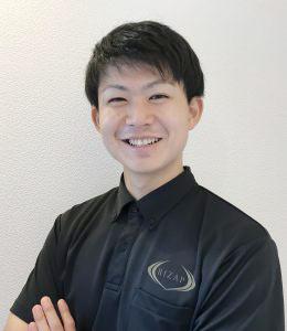上田裕次郎トレーナー