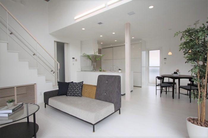 画像:「パッシブ冷暖で快適に住まう二世帯住宅」